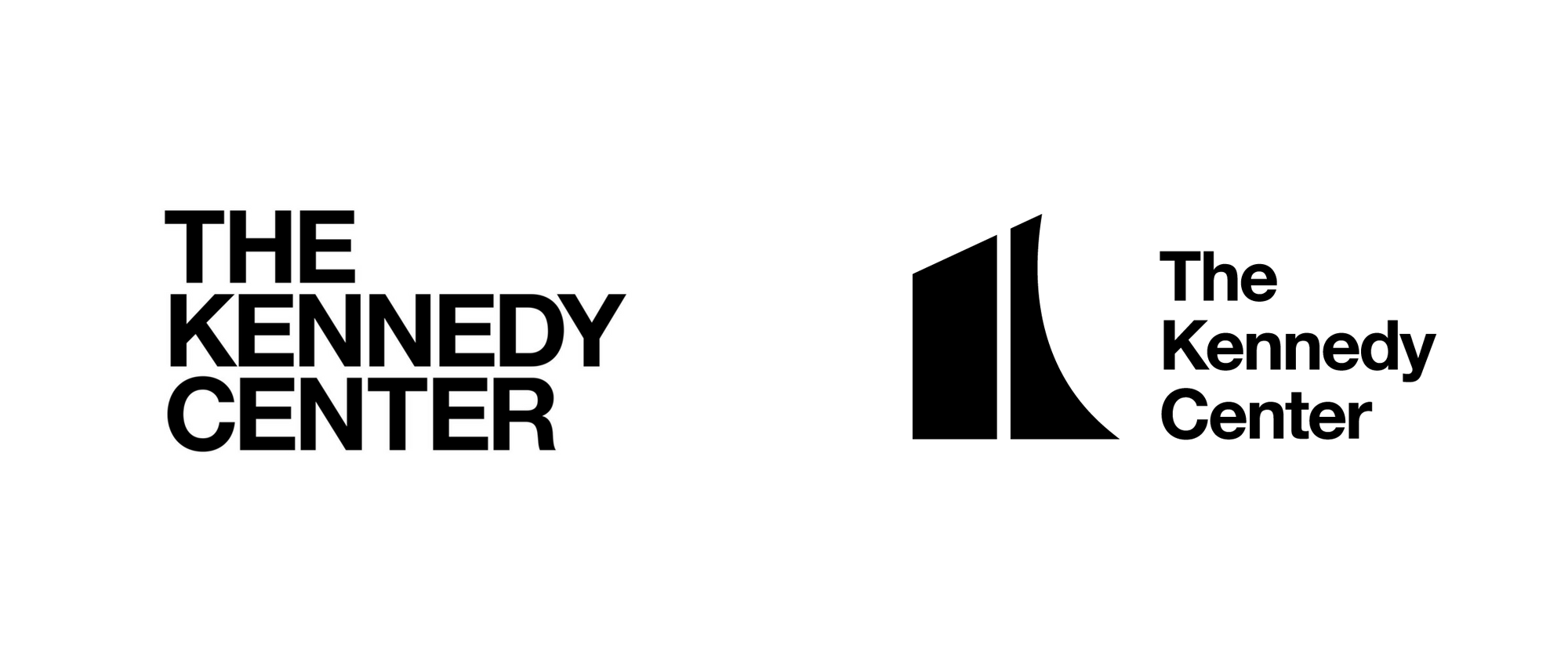 New Logo for The Kennedy Center
