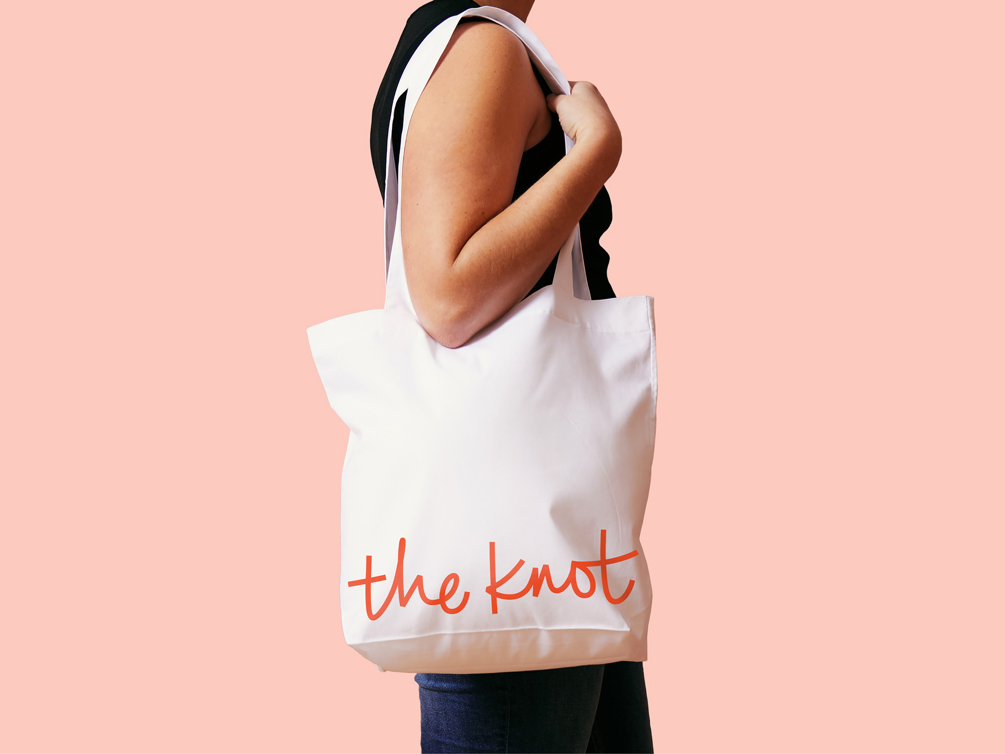New Logo and Identity for The Knot by Pentagram