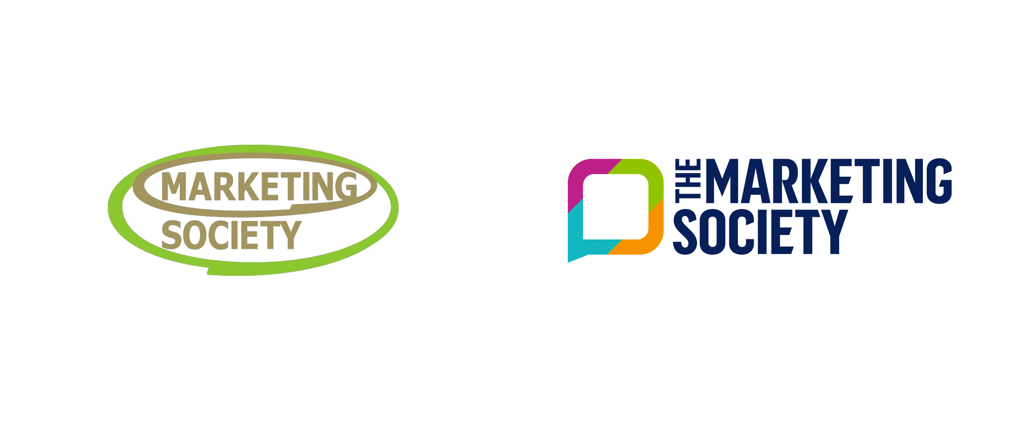 New Logo and Identity for The Marketing Society by Bloom