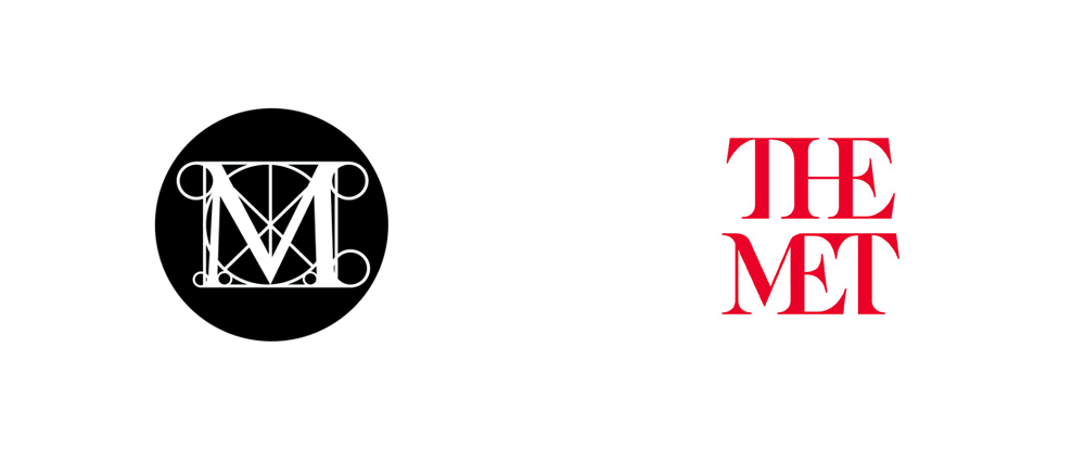 New Logo and Identity for The Met by Wolff Olins