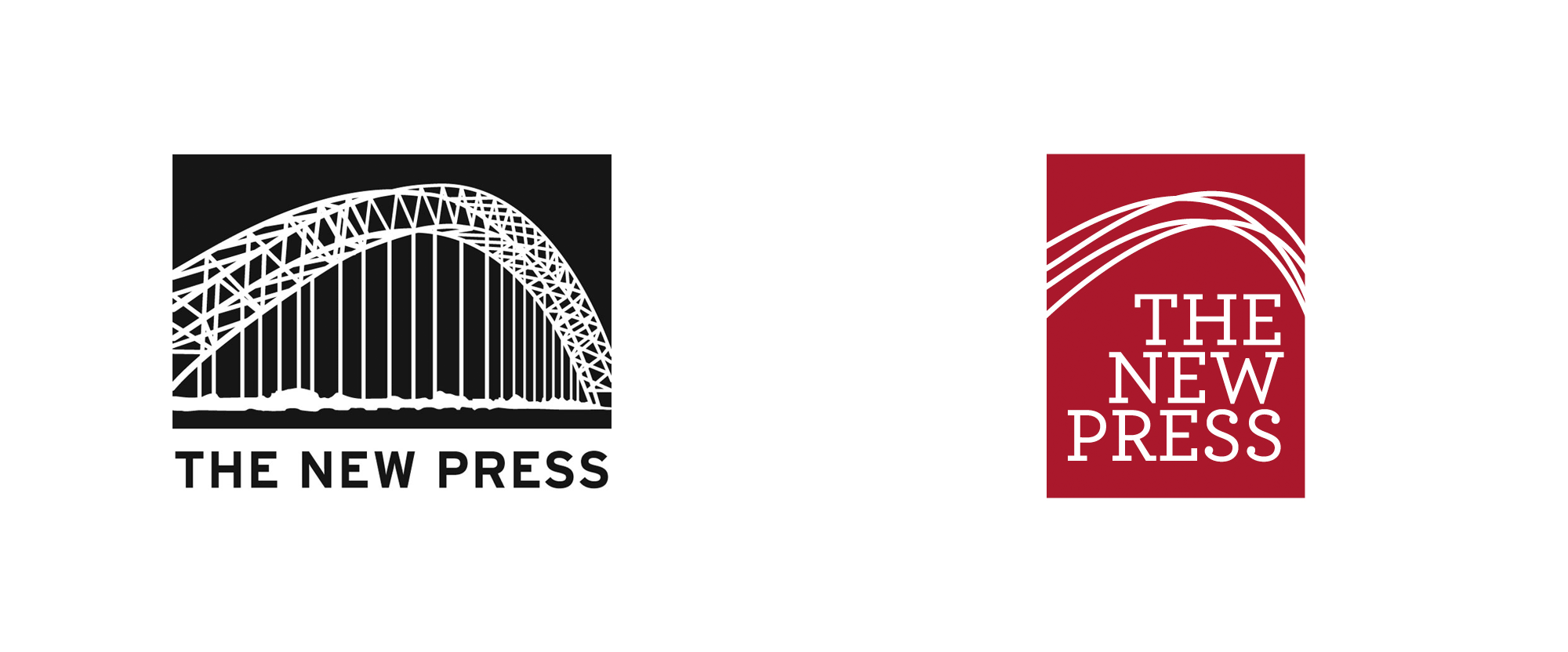 New Logo for The New Press by Cstudio Design