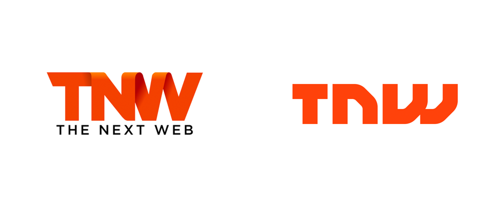 New Logo for The Next Web done In-house