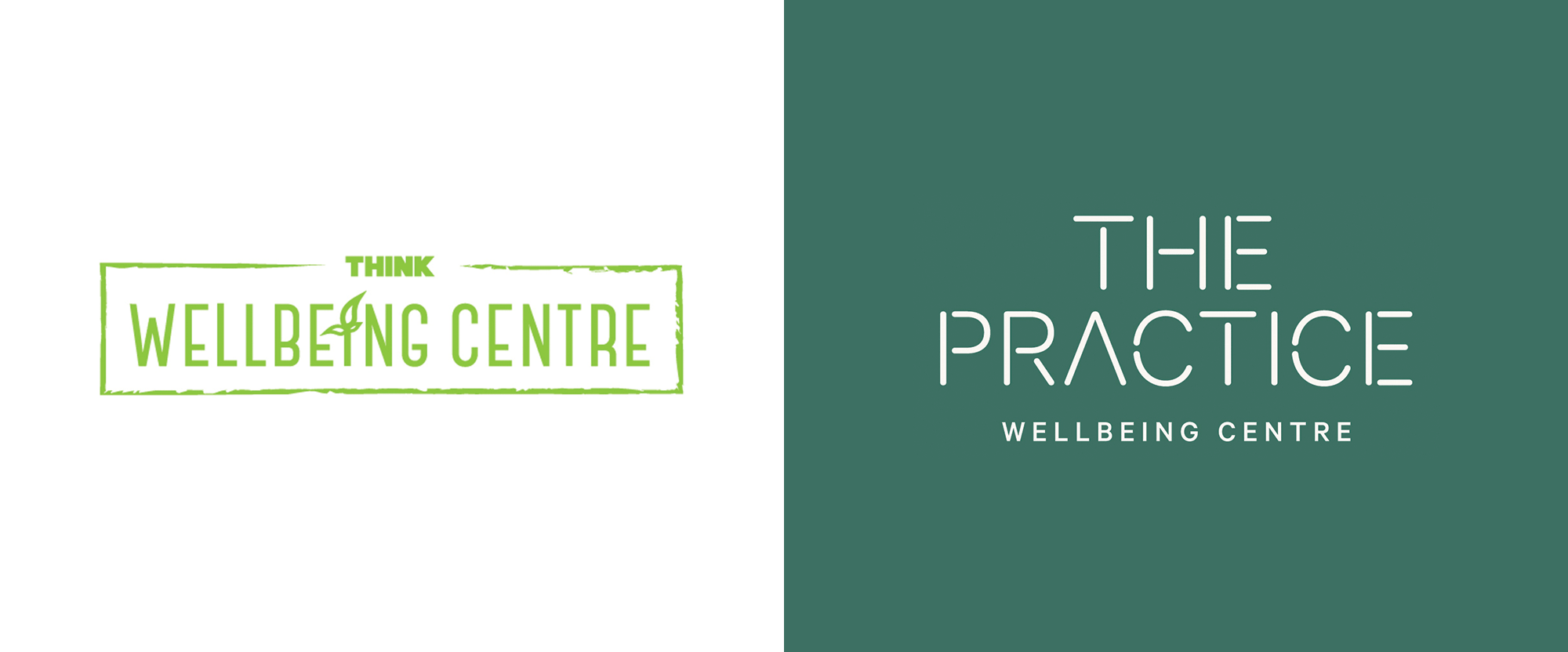 New Name, Logo, and Identity for The Practice by SomeOne