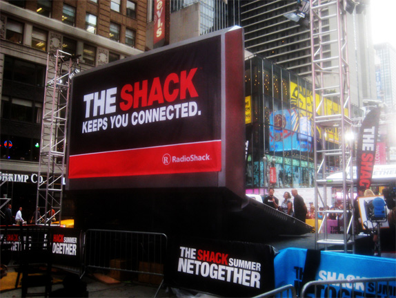 The Shack in Action