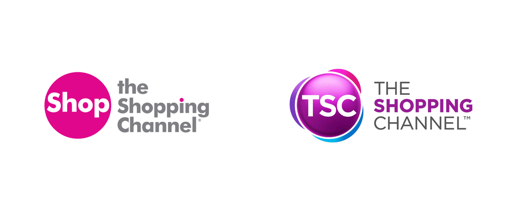 New Logo for The Shopping Channel