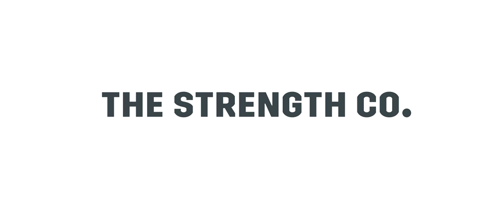 New Logo and Identity for The Strength Co. by Diferente