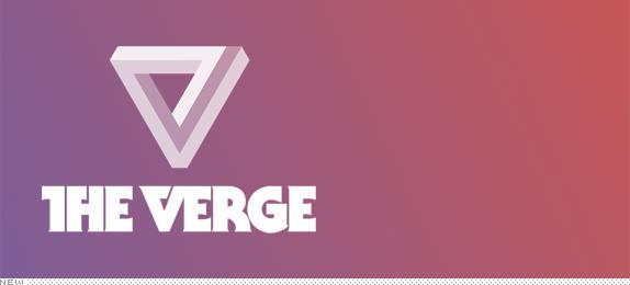 The Verge Logo, New