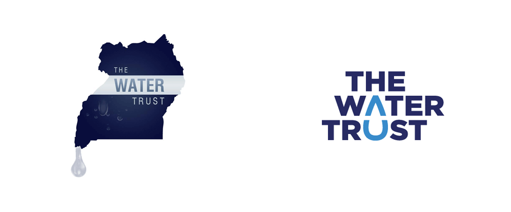 New Logo for The Water Trust by Prophet