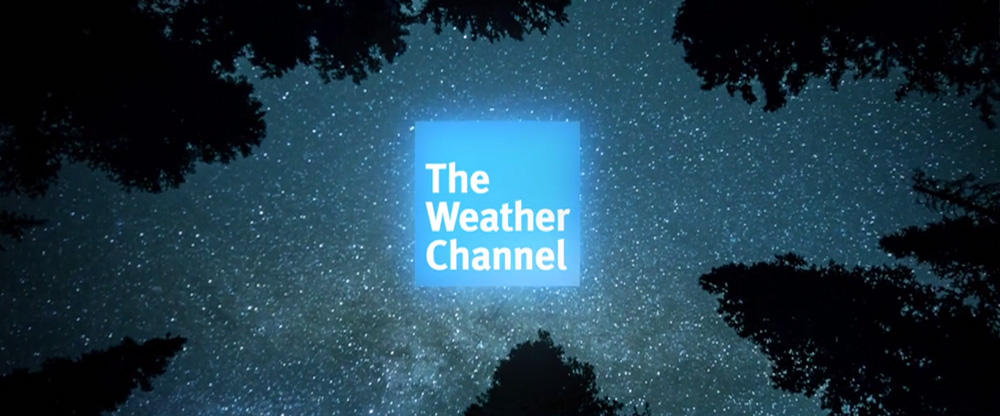New On-Air Look for The Weather Channel by Trollbäck + Company