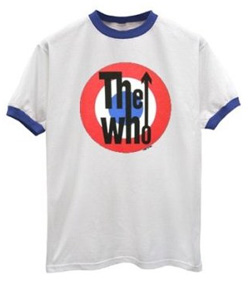 The Who Target T-shirt