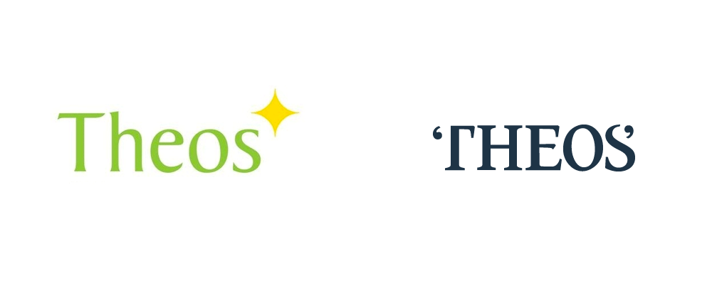New Logo and Identity for Theos by Sparks Studio
