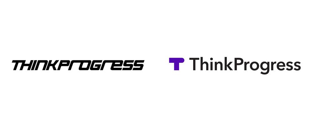 New Logo for ThinkProgress
