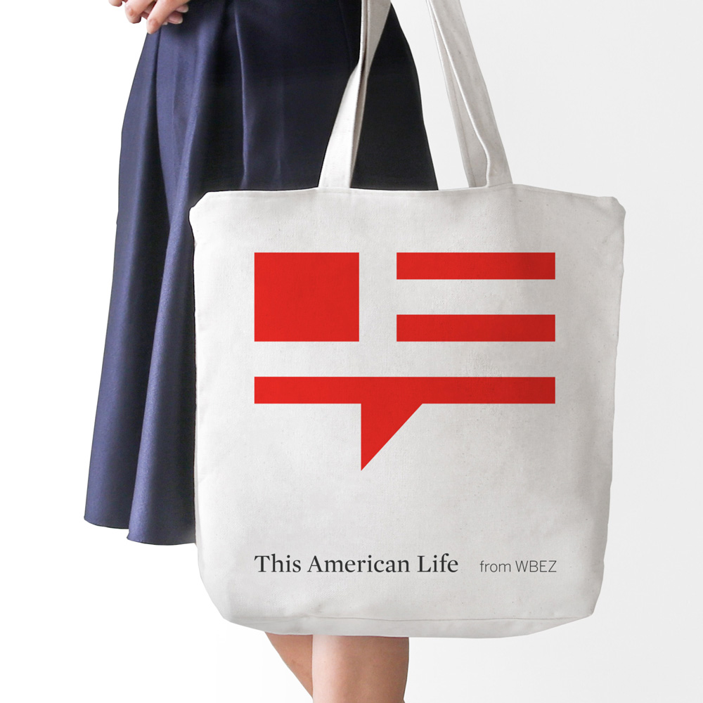 New Logo for This American Life by Erik Jarlsson