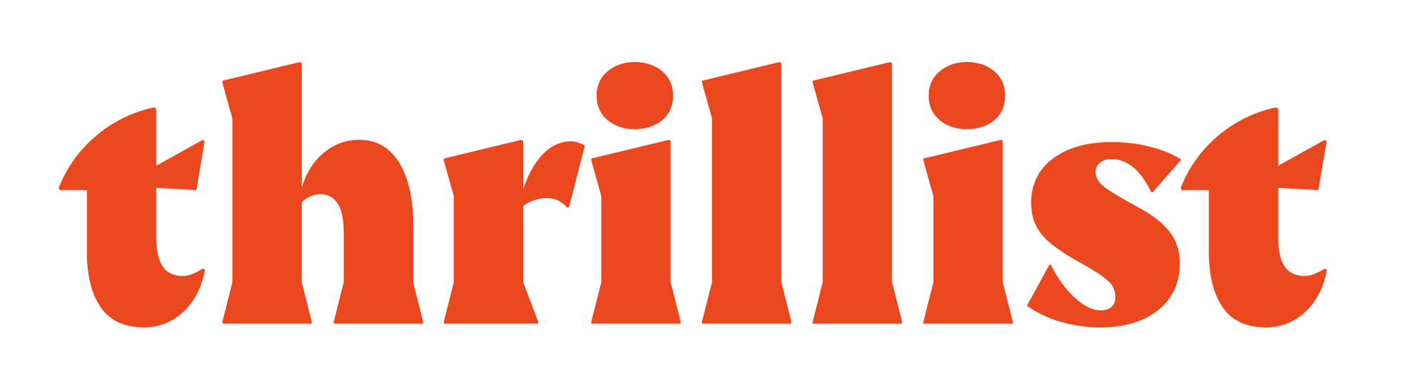 New Logo for Thrillist done In-house