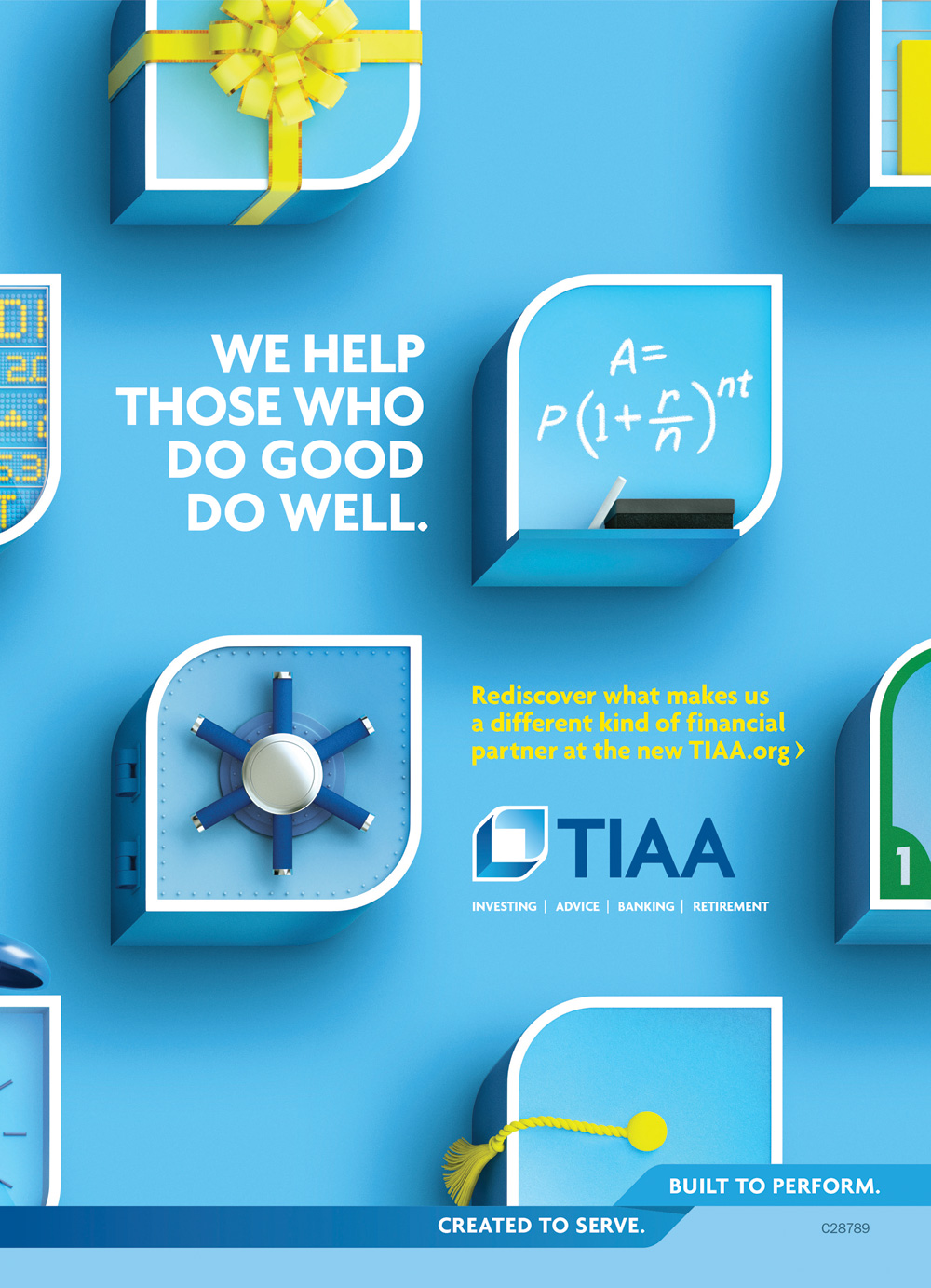 Tiaa Cref Life Insurance Quote Brand New New Name And Logo For Tiaa