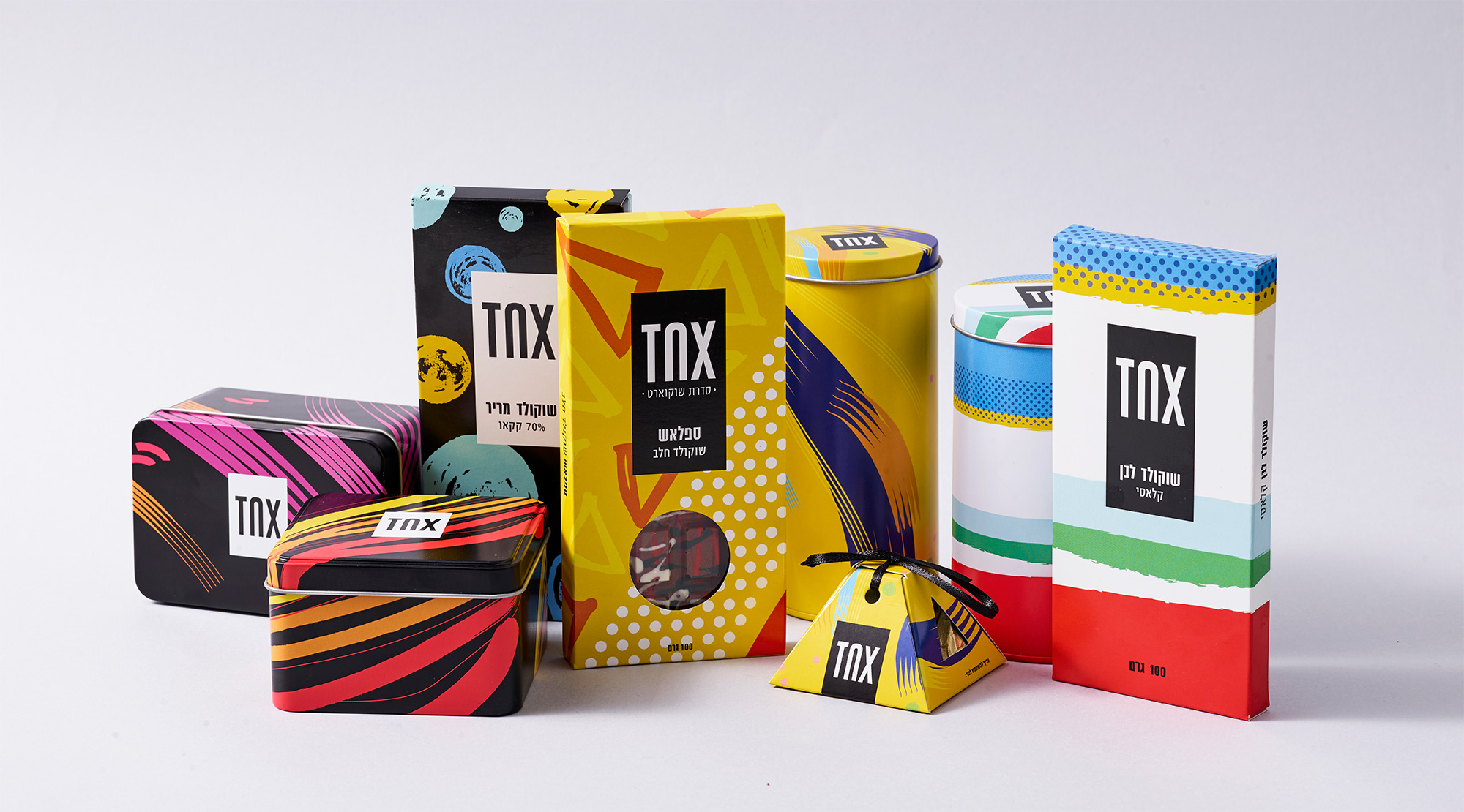 New Name, Logo, and Packaging for TNX by Open