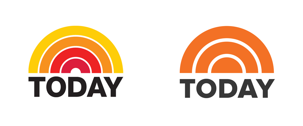 New Logo and Animation for Today Show by Ferroconcrete