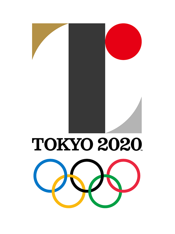 Brand New New Logo For The 2020 Summer Olympic Games By Kenjiro Sano