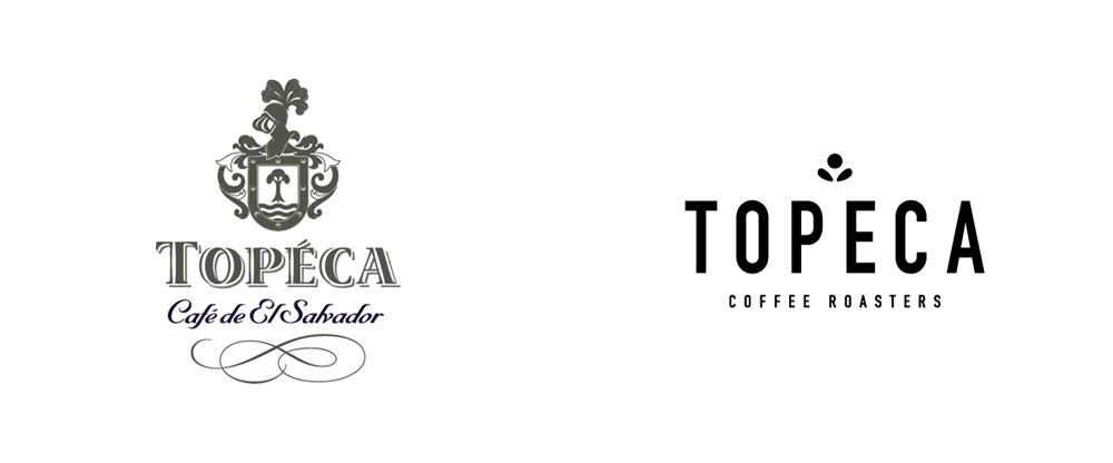 New Logo and Packaging for Topeca Coffee by Ghost and In-house