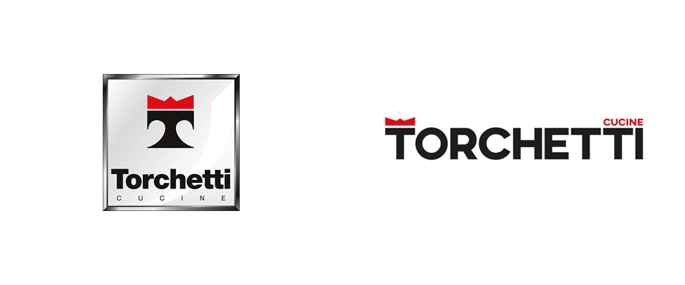 New Logo and Identity for Torchetti by Superklas