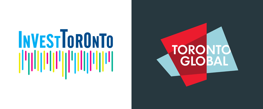 New Logo and Identity for Toronto Global by Clear Space