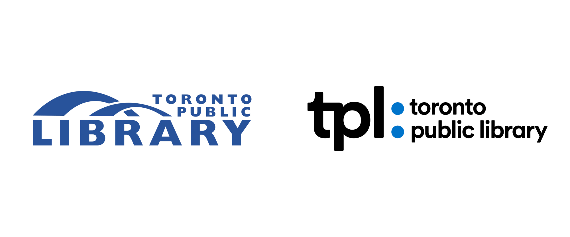 New Logo and Identity for Toronto Public Library by Trajectory