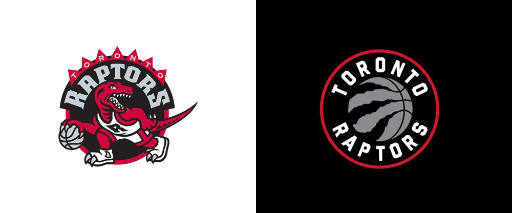 New Logo for Toronto Raptors by Sid Lee