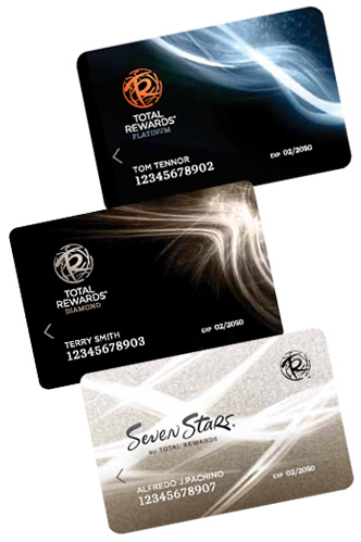 Loyalty Rewards Program >> Brand New: Total Rewards, Totally Vegas