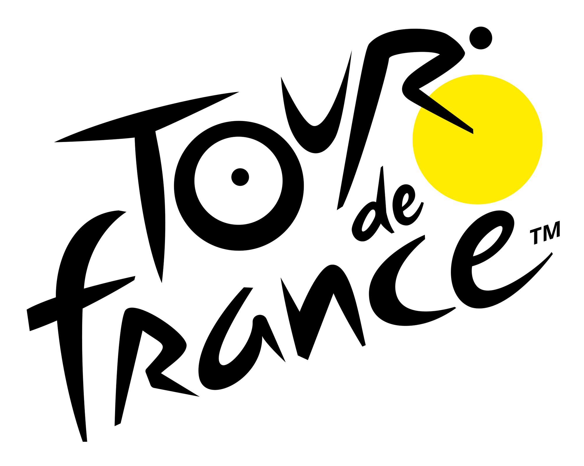New Logo for Tour de France