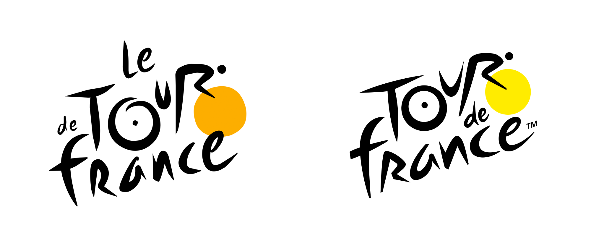New Logo for Tour de France