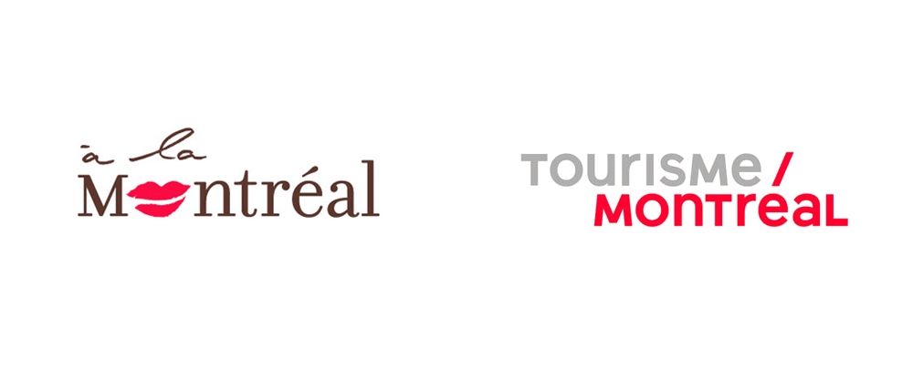 New Logo and Identity for Tourisme Montréal by lg2boutique