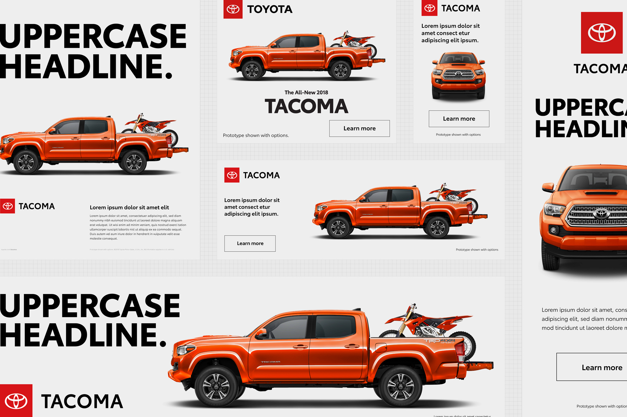 New Logo and Identity for Toyota