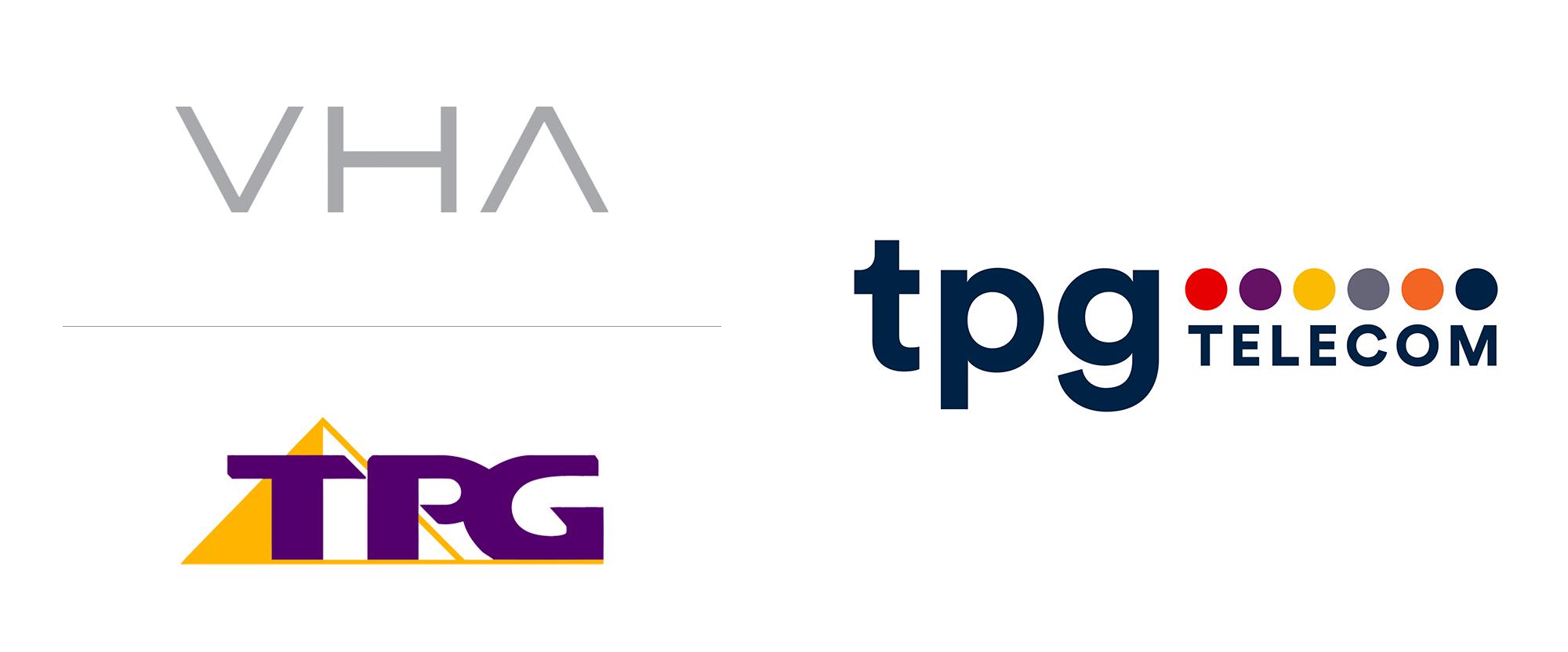 New Logo for TPG Telecom by Landor
