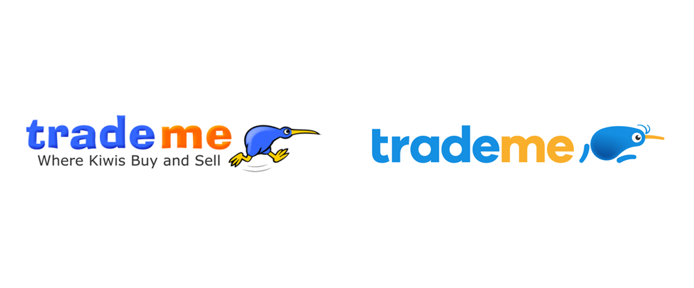New Logo for Trade Me