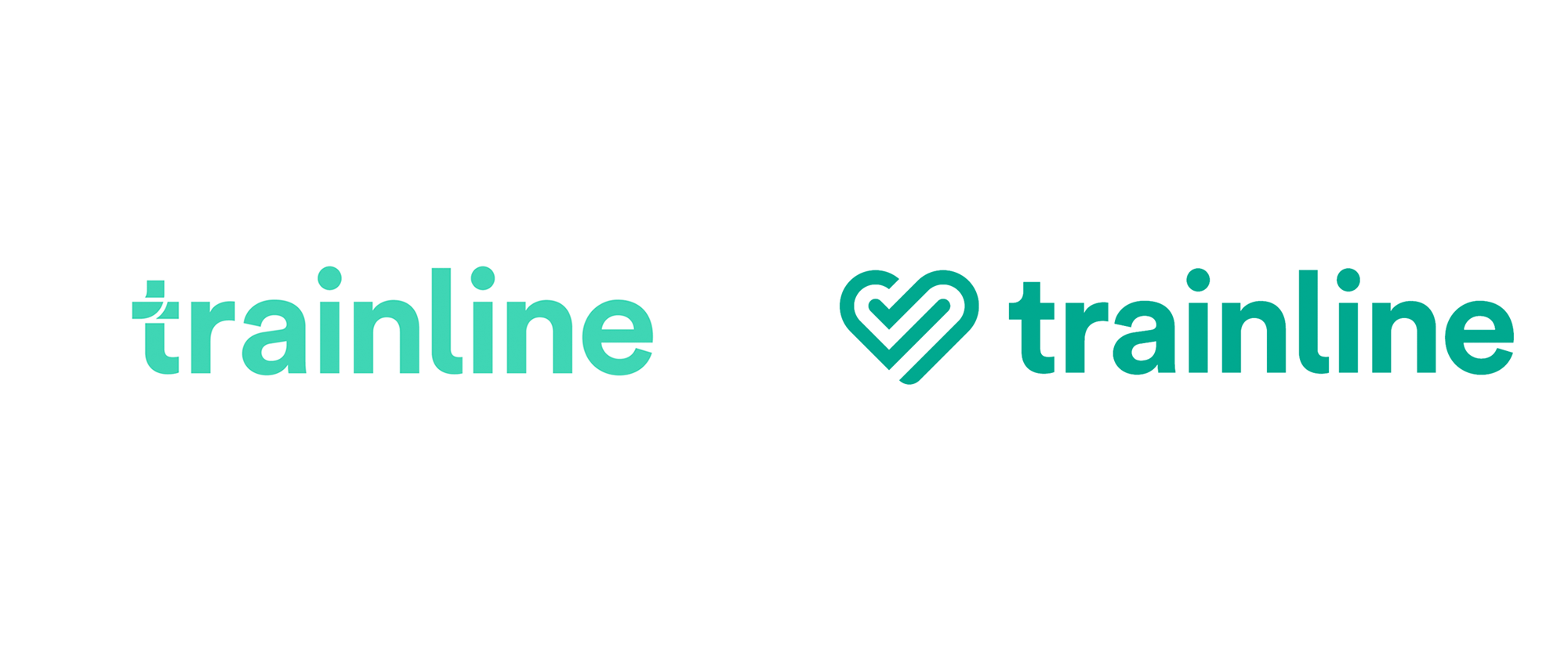 New Logo for Trainline