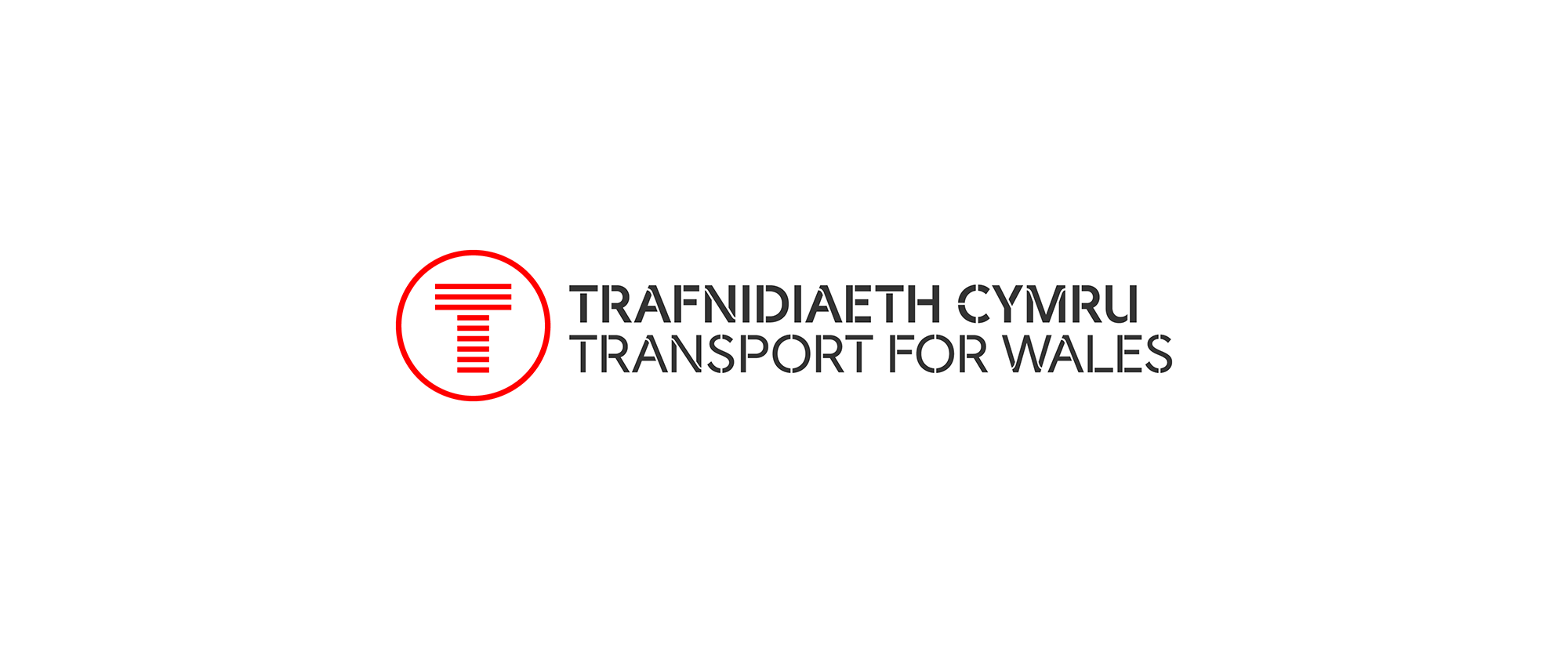 New Logo for Transport for Wales by Smörgåsbord