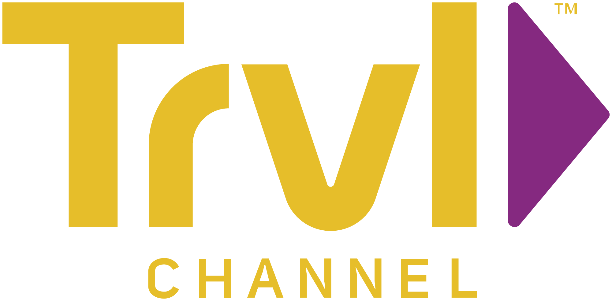 New Logo for Travel Channel