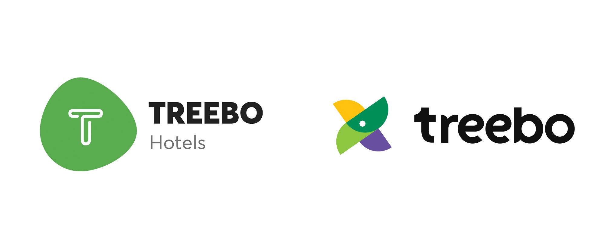 New Logo for Treebo