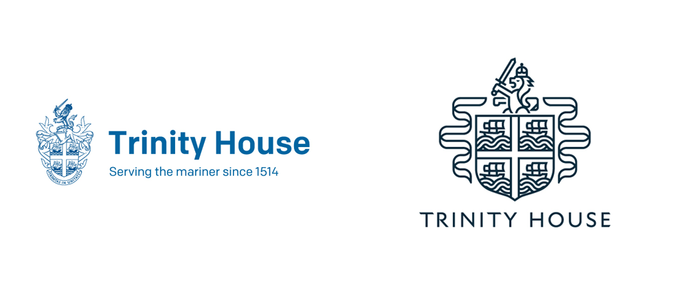 New Logo and Identity for Trinity House by Better Brand Agency