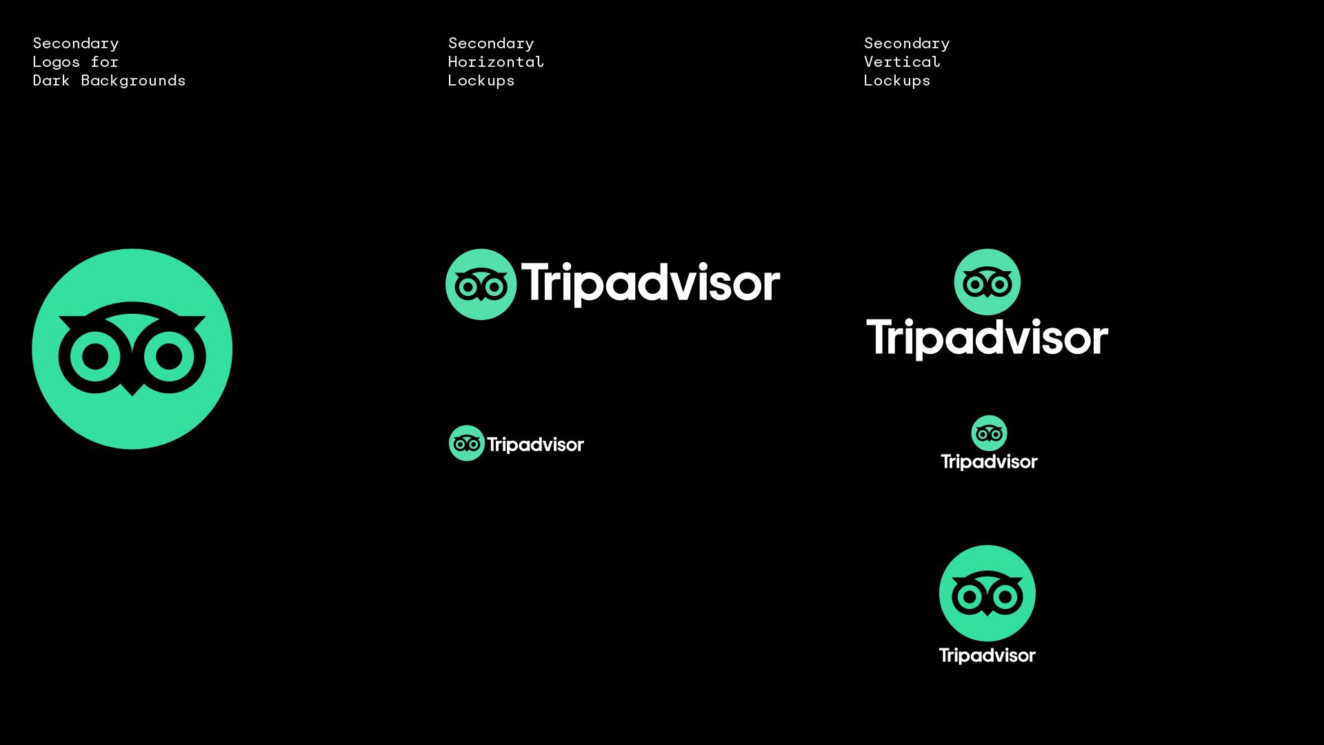 New Logo for Tripadvisor by Mother Design