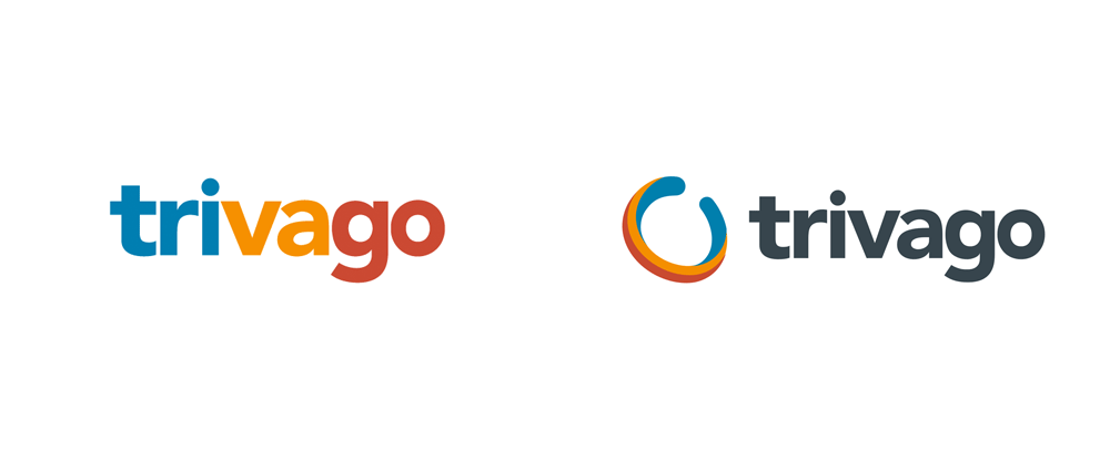 New Logo and Identity for Trivago done In-house