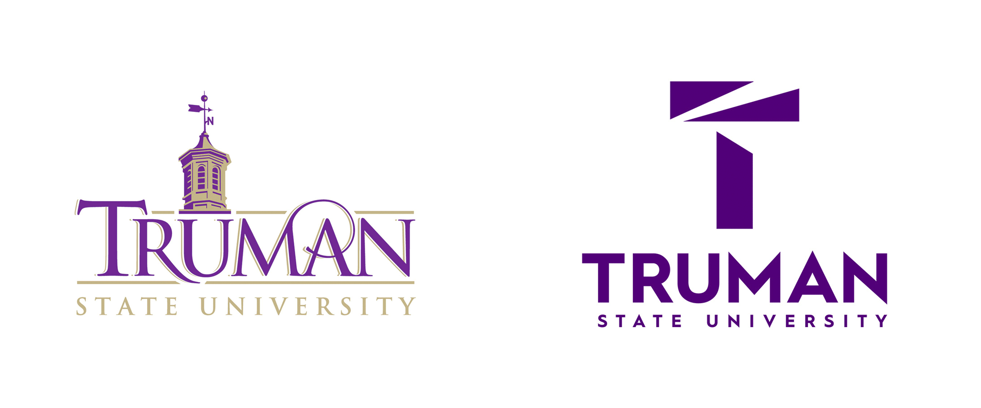 New Logo for Truman State University by SME Branding