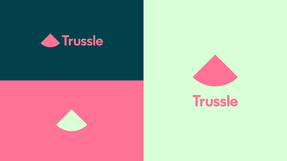 New Logo and Identity for Trussle by Ragged Edge