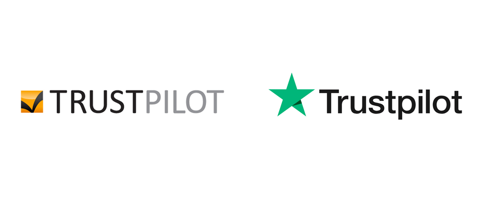 New Logo for Trustpilot