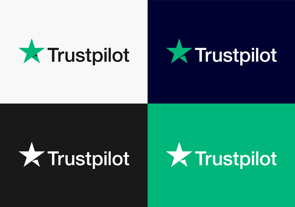 New Logo and Identity for Trustpilot by venturethree