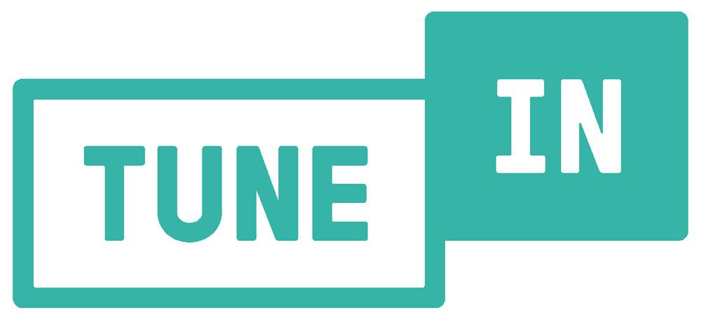 New Logo for TuneIn