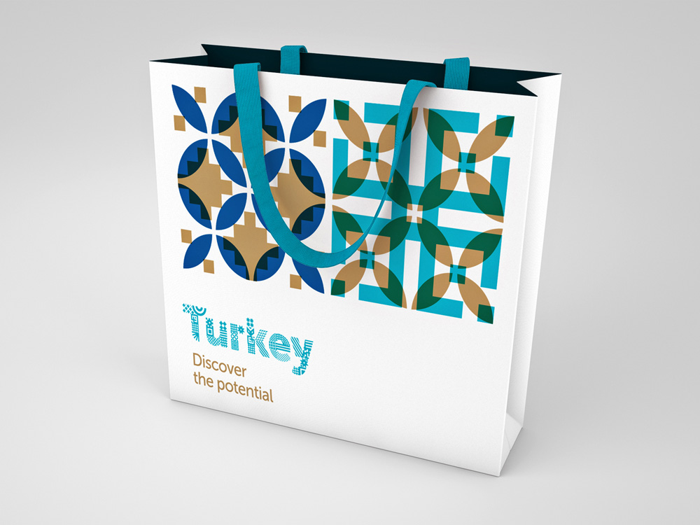 New Logo and Identity for Turkey (Exporting) by Saffron