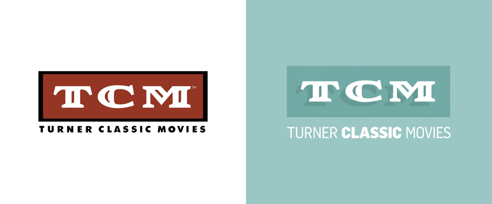 New On-Air Look for Turner Classic Movies by Ferroconcrete