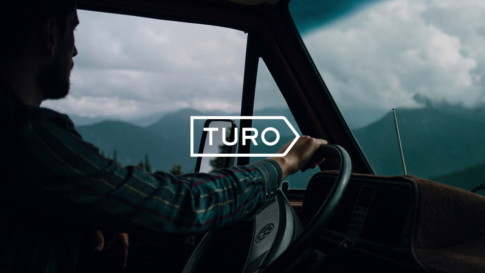 New Name, Logo, and Identity for Turo by Lexicon Branding and DesignStudio