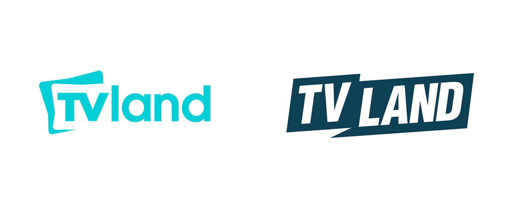 New Logo for TV Land